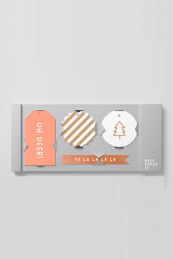 Oh Deer pk20 Christmas Gift Tags