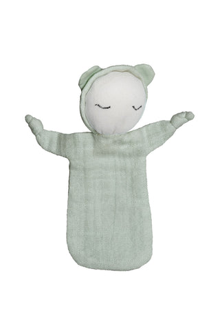 Organic Cotton Beach Grass Cuddle Doll