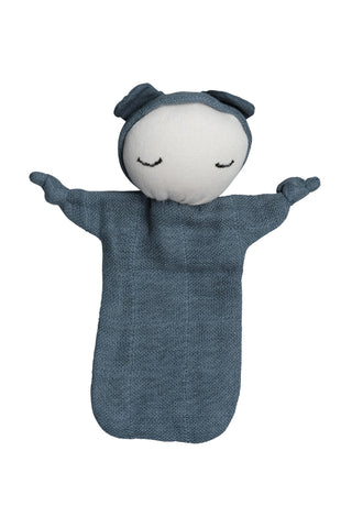 Organic Cotton Blue Spruce Cuddle Doll