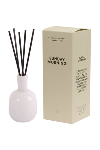 Sunday Morning Diffuser White