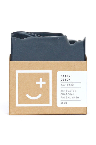 Daily Detox Facial Wash Soap 150g