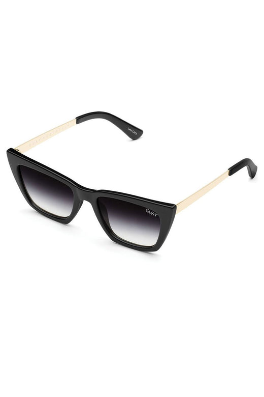 Dont At Me Black Fade Sunglasses
