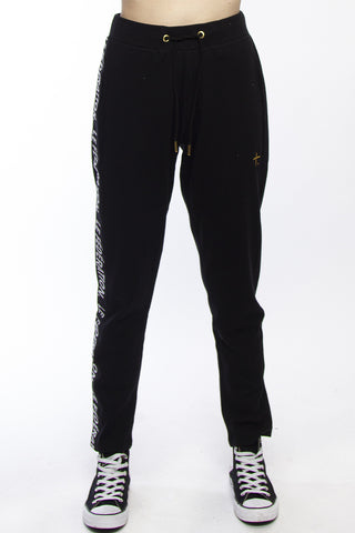 Easy Comfort Black Pants
