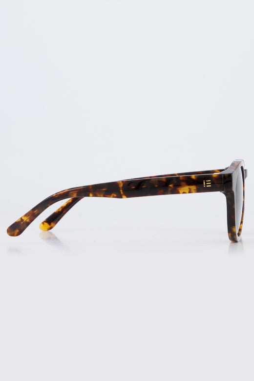 Eddie Dark Tortoise Sunglasses