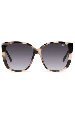Ever After Milky Tort with Smoke Fade Lens Sunglasses
