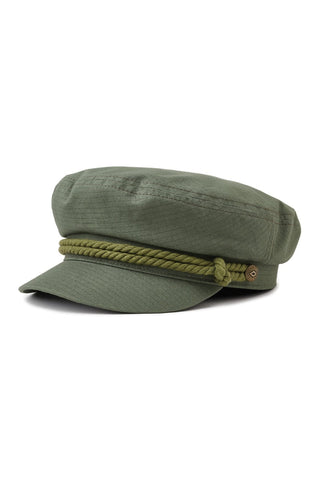 Fiddler Light Olive Cap