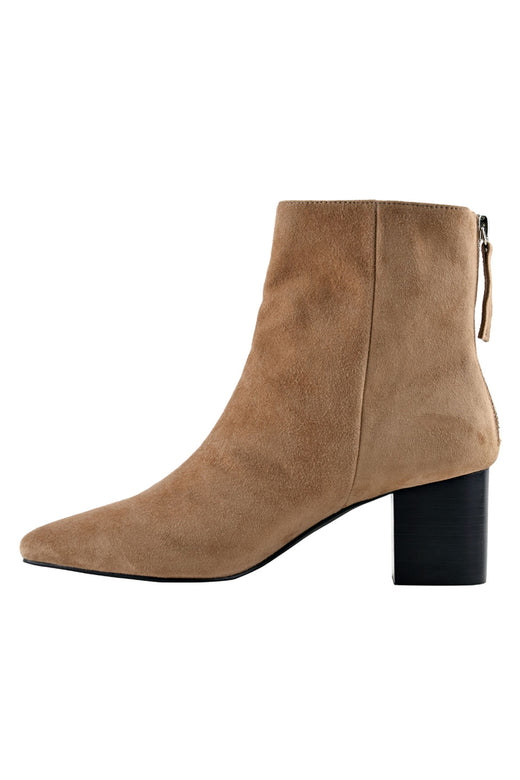 Florence Tobacco Suede Boot
