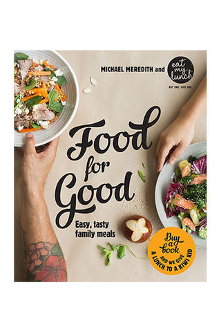 Food for Good Cookbook