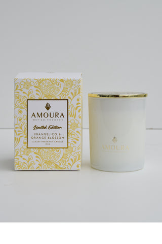 Frangelico + Orange Blossom Luxury Candle 100g