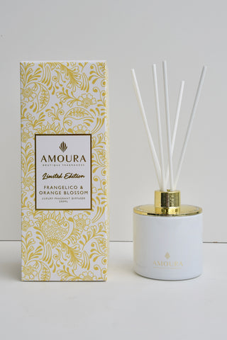 Frangelico + Orange Blossom Luxury Diffuser 200ml