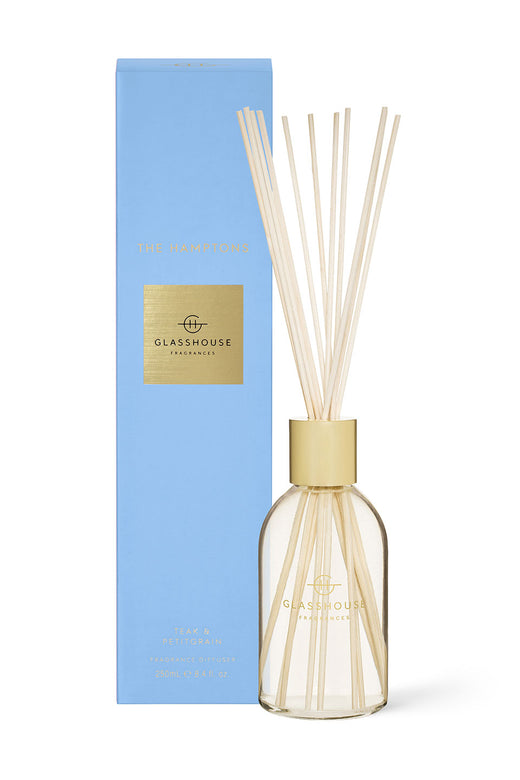 250ml Scented Diffuser The Hamptons