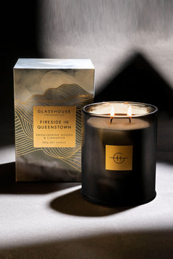 380g Triple Scented Queenstown Limited Edition Candle