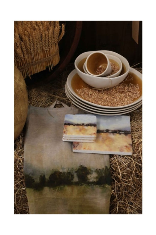 Set of 4 Harvest Coasters
