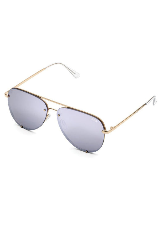 High Key Mini Rimless Sunglasses