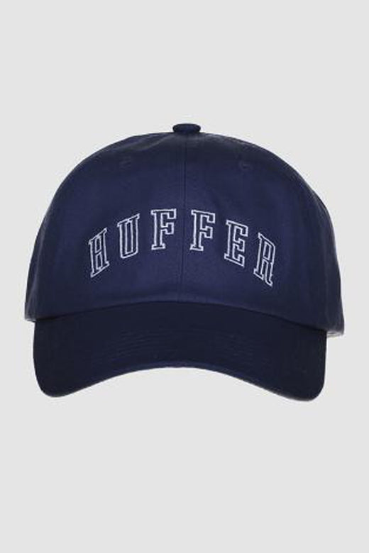 Busta Navy Cap with Logo