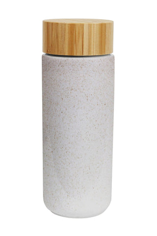 Journey Snow Gum Ceramic Drink Bottle