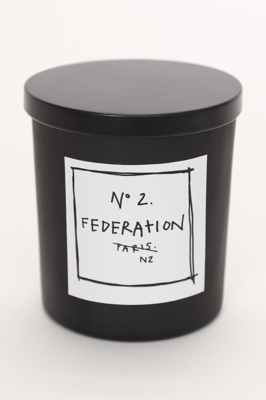 Keep It Friendly No.2 Wood + Berry Candle
