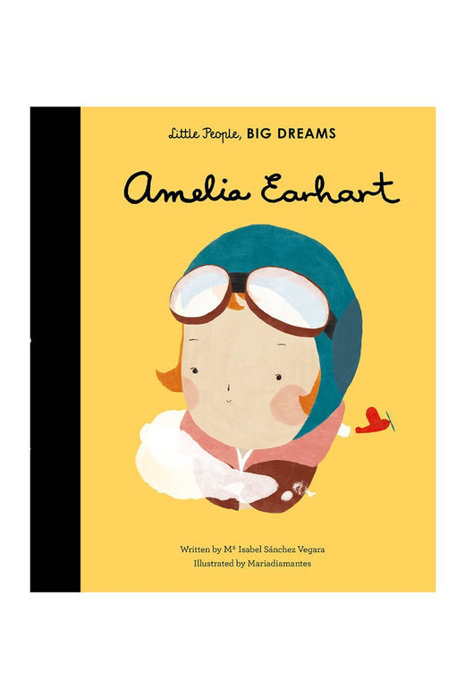 Amelia Earhart Little People Big Dreams