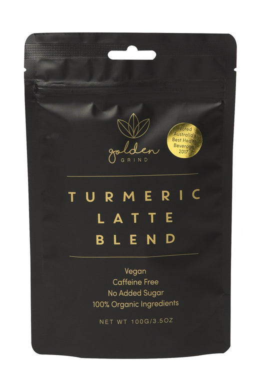 Golden Grind Hero Blend