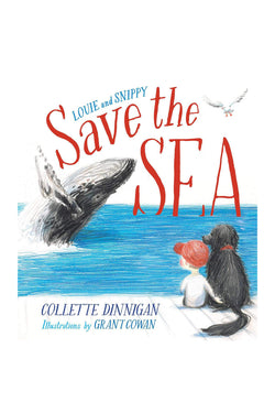 Louie and Snippy: Save the Sea