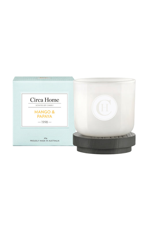 Mango + Papaya Candle 60g