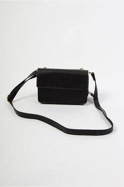 The Multi Black Cross Body Bag with Wallet