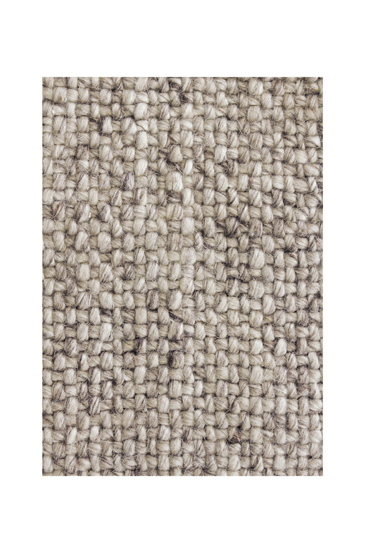 Nebraska Wool Blend Pebble Floor Rug 160x230cm