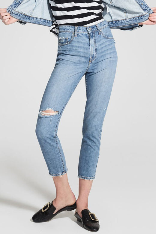 Frankie Ankle Trophy Blue Jean