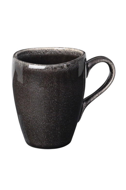 Nordic Coal Mug with Handle
