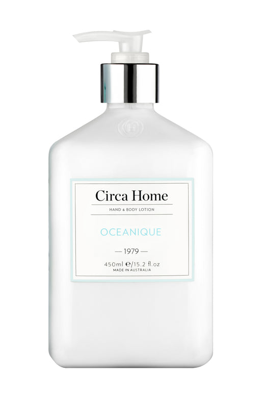 Oceanique Hand + Body Lotion 450ml