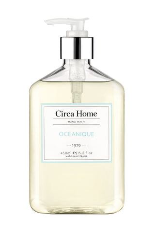 Oceanique Hand Wash 450ml