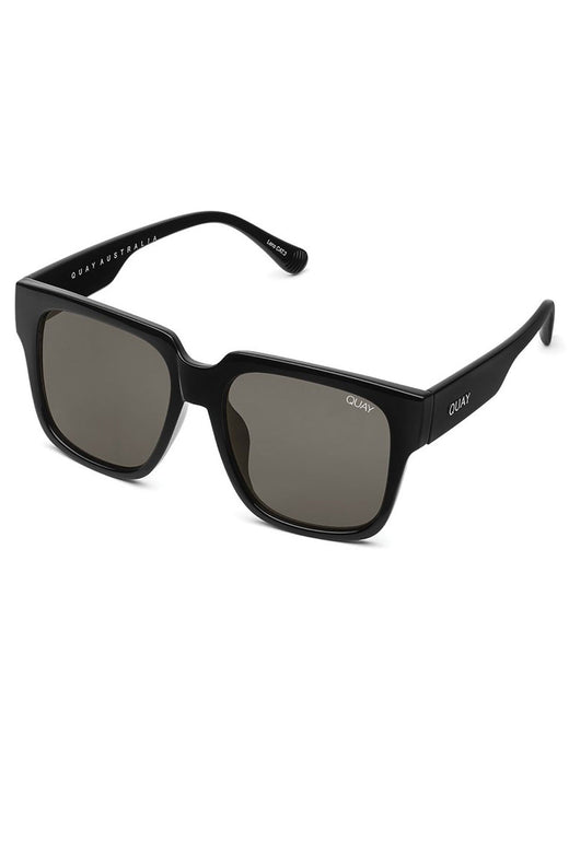 On The Prowl Black Smoke Sunglasses