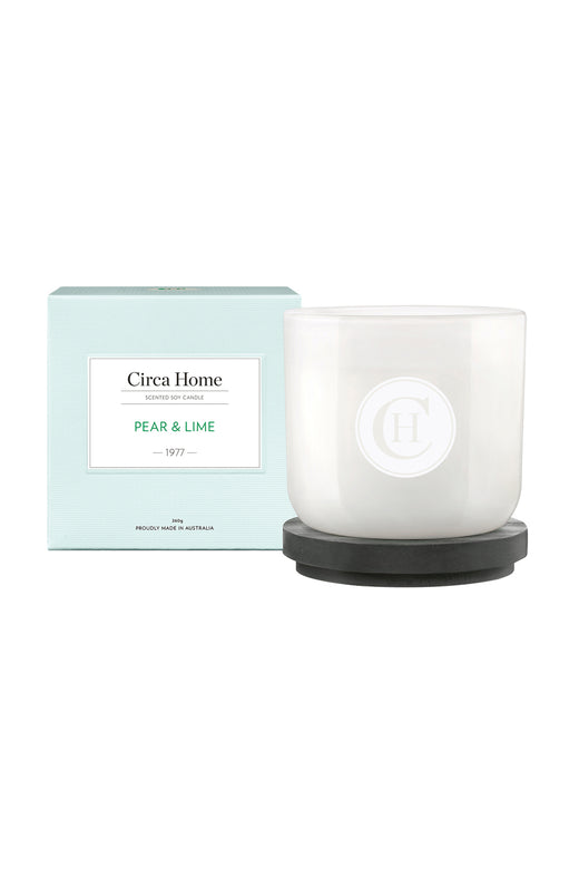 Pear + Lime Candle 260g