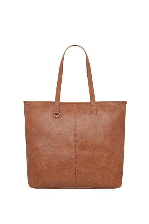 Primrose Tote Tan Pebble