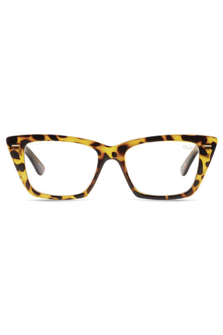 Prove It Catseye Tort with Clear Blue Light Glasses