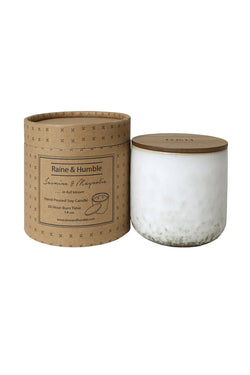 Jasmin Magnolia Scented Candle in Canister 50hr