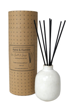 Sea Salt Sage Scented Diffuser 200ml