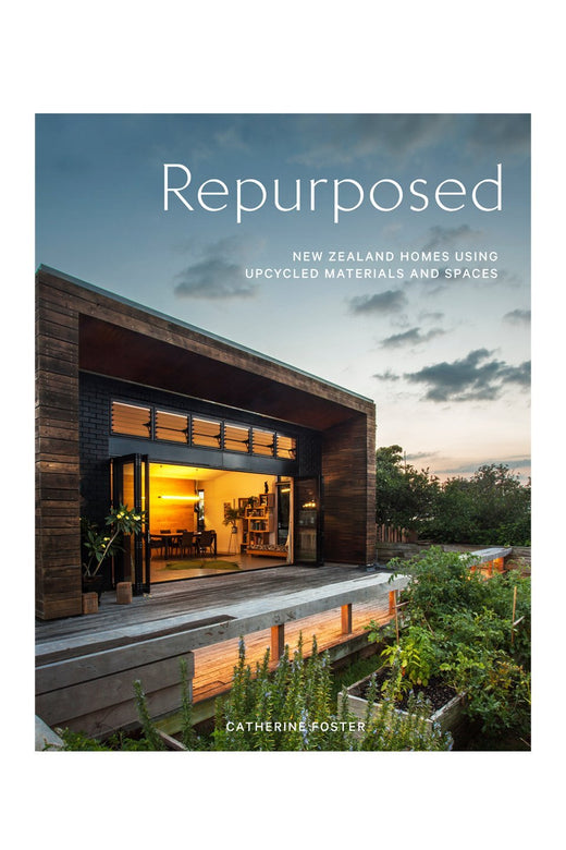 Repurposed New Zealand Homes Using Upcycled Materials