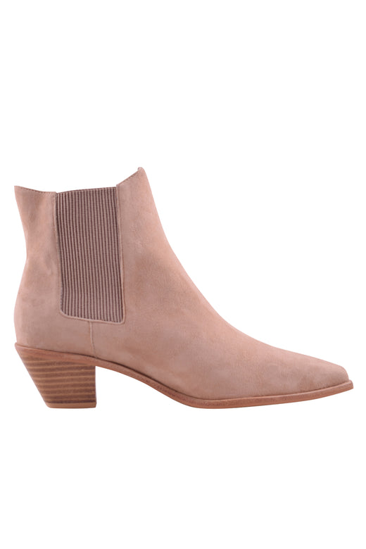 Roger Stone Suede Ankle Boot