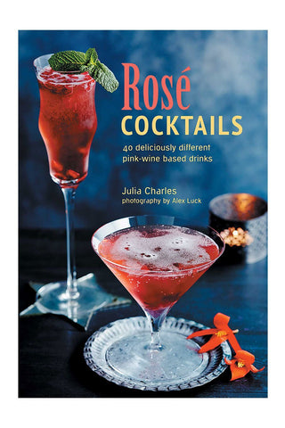PD BOOK Rose Cocktails