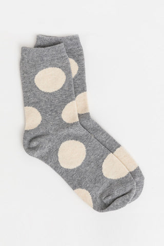 Greymarle Big Spot Sock