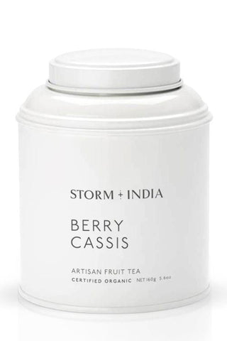 Berry Cassis Tea Tin