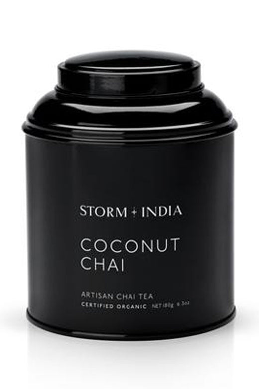 Organic Coconut Chai Tea Tin