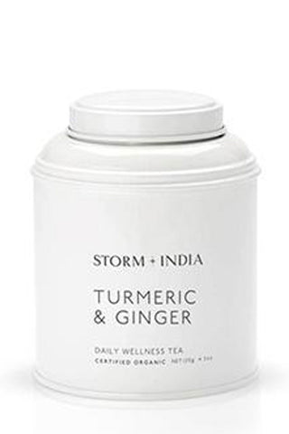 Turmeric + Ginger Tea Tin
