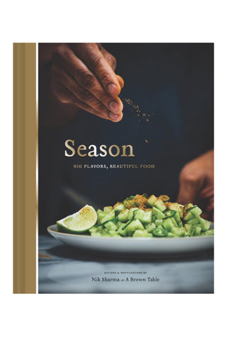 Season: Big Flavours, Beautiful Food