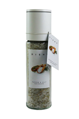 Shiro Tall Rosemary Salt Mill