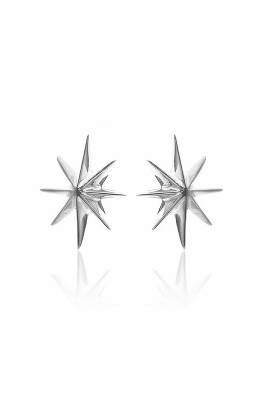 North Star Silver Studs