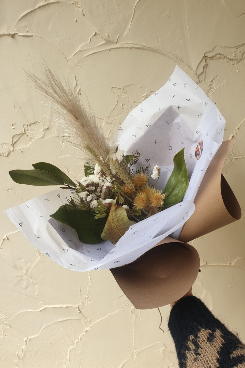 Small Dried Flower Bouquet Natural Flo Frankie