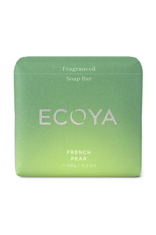 French Pear Fragranced Soap Bar 90g