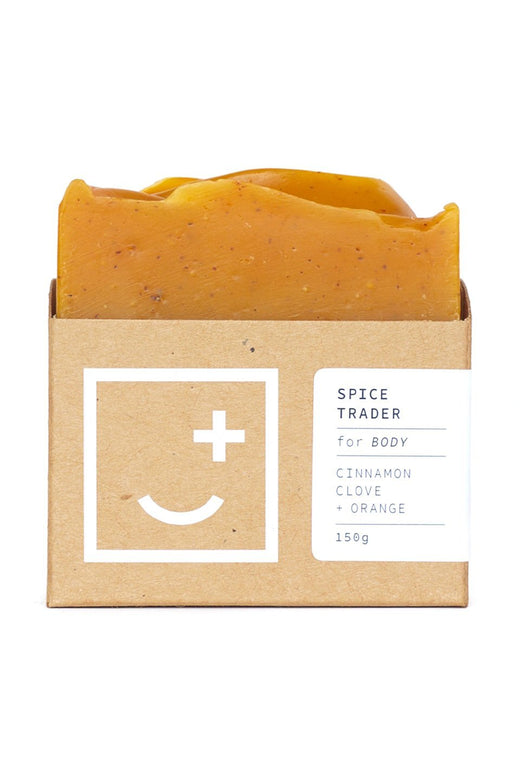 Spice Trader Body Soap 150g